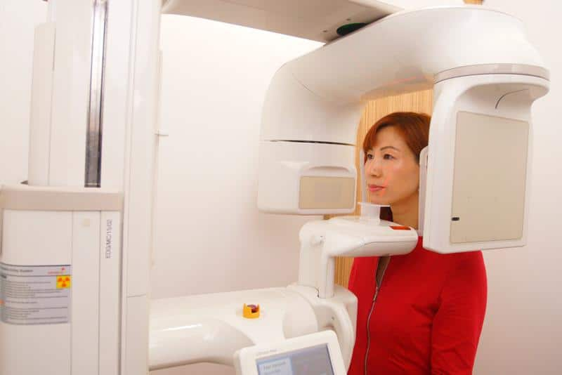 3D CONE BEAM CT SCANNER